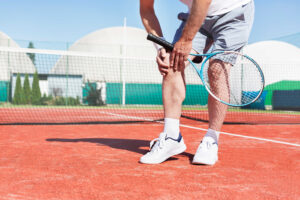Warning Signs of severe knee injury